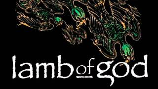 Lamb Of God - Laid to Rest with lyrics - No Vocals (instrumental) *lyrics*