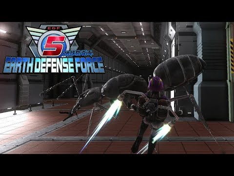 The Bugs Are Back! - Earth Defense Force 5 #1 thumbnail