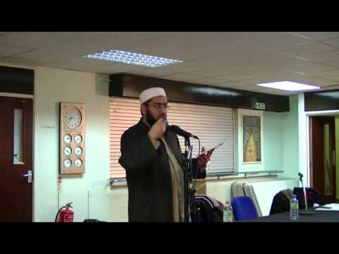 Shaykh Faraz Rabbani - Call of Duty