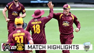 Bulls swing their way to bonus point victory over WA | Marsh One-Day Cup 2020-21