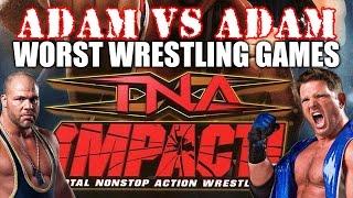 Adam vs Adam - Worst Of 7 #3: TNA Impact