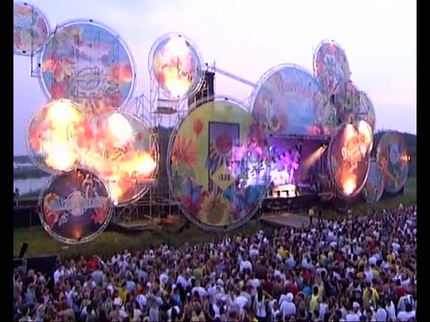 Carl Cox Plays The Main Stage | Dance Valley 2004