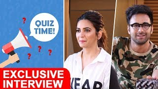 Download Pulkit Samrat & Kriti Kharbanda Battle It Out In This HILARIOUS How Well Do You Know Each Other Quiz Mp3 and Videos