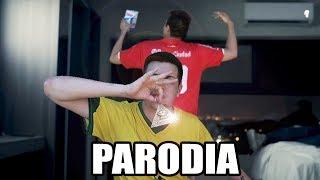 DUKI x YSY A - OTRO LEVEL (PARODIA)