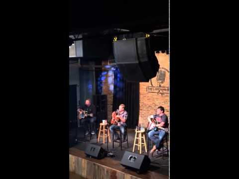Josh Osborne singing the song he wrote for Keith Urban