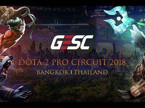 [Dota 2 Live PH] Fnatic VS VJG Strom (BO1) - GESC Thailand Minor, Closed Qualifier
