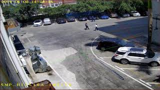 Smart Analysis of CCTV camera and NVR --- Cross border (Crossing Line) detection