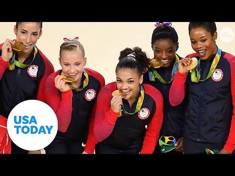 US women's gymnastics team set for Tokyo Olympics, includes Simone Biles | USA TODAY