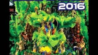 MANGUEIRA 2016 - Samba Enredo Versão COMPLETA - CD