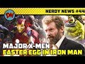 Young Avengers Movie, X-Men Easter Egg, Alternate Infinity Gauntlet, Batman | Nerdy News #44