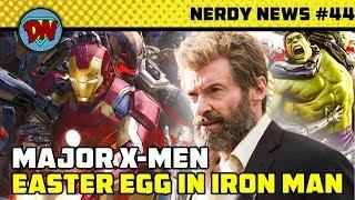 Young Avengers Movie, X-Men Easter Egg, Alternate Infinity Gauntlet, Batman | Nerdy News #44