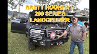 Brett Hookers 200 Series GXL Toyota Landcruiser walk around.