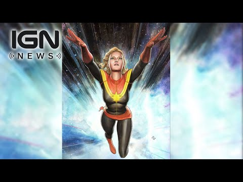 Jude Law in Talks to Join Captain Marvel - IGN News