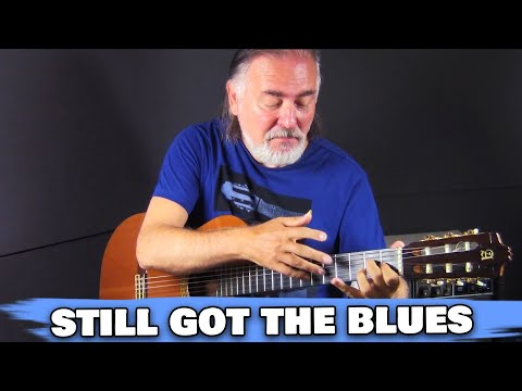 Still Got The Blues – Gary Moore – Spanish Guitar – fingerstyle cover