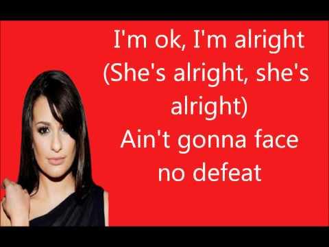 Glee somebody to love Lyrics