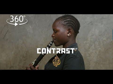 بتقنية 360 - -الغيتو الكلاسيكي-.. برنامج مجتمعي في كينيا  - نشر قبل 3 ساعة