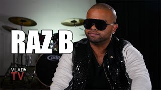 Raz B on B2K Blowing Up, Dropping 4 Albums Their 1st Year, Scream Tours (Part 2)