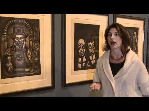 Georges Rouault's Miserere and the Art of Response at the University of San Diego