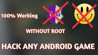 How to hack any android game without root using hack app data