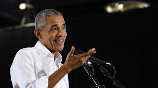 Obama im US-Wahlkampf: