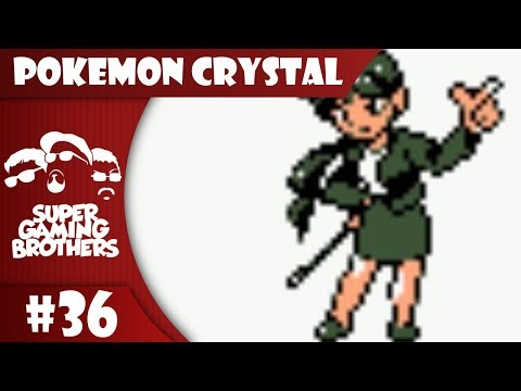 SGB Play: Pokemon Crystal - Part 36   Hypocritical Levels are Critical