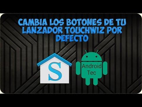 Cambia los iconos de TouchWiz | AndroidTec
