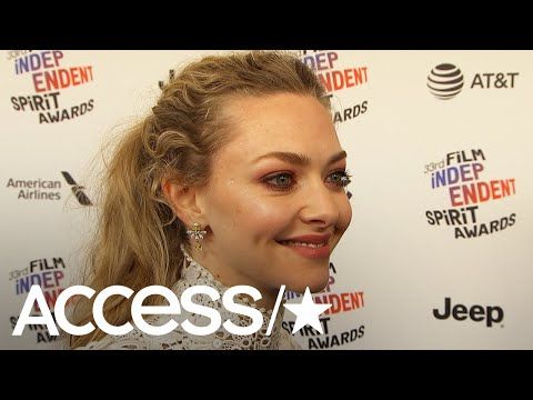 Amanda Seyfried Teases What's Coming In The 'Mamma Mia' Sequel | Access