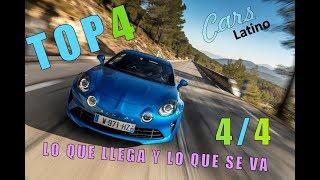 Lo Que Llega y Lo Que Se Va (Top 4 de 4) (Serie Especial) *CarsLatino*