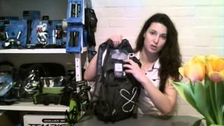 Велорюкзак XLC BA-S48 - многофункциональный спортивный рюкзак для покатушек - обзор(Рюкзак XLC BA-S48 - городской и спортивный рбкзак для катания на велосипеде с анатомической спиной и многофункц..., 2016-03-07T20:37:38.000Z)