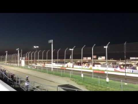 I-80 Speedway Grand National Feature July 14, 2017