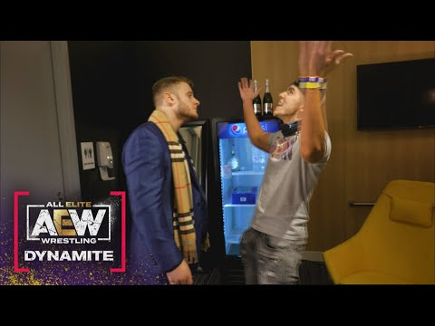 Were MJF and Sammy Guevara Finally Able to Work Things Out? | AEW Dynamite