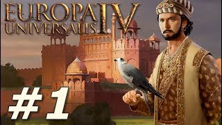 Europa Universalis IV: Dharma | True Heir of Timur - Part 1