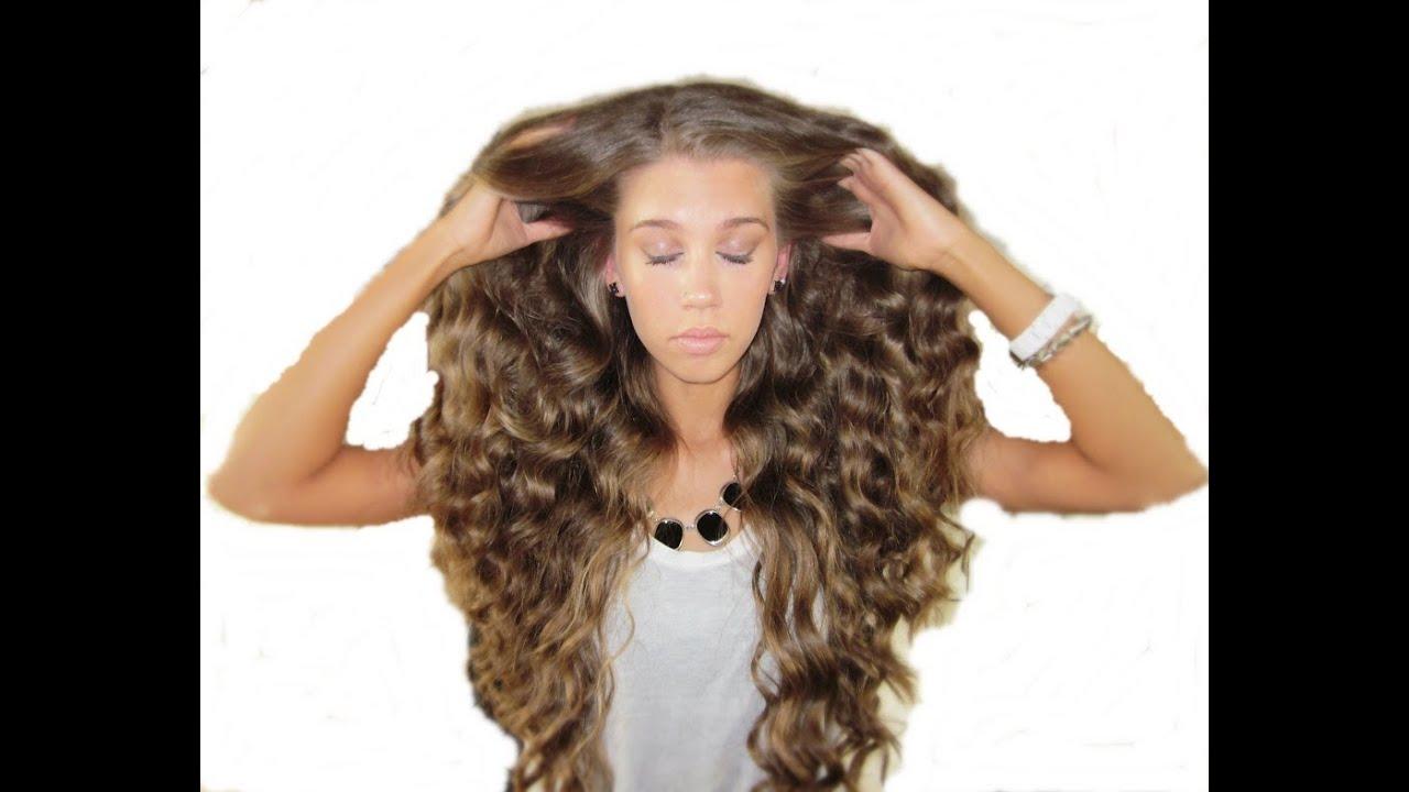 Как сделать волосы пышнее