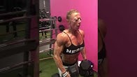 Manuella Monteiro women physique Pro Ifbb pro - YouTube