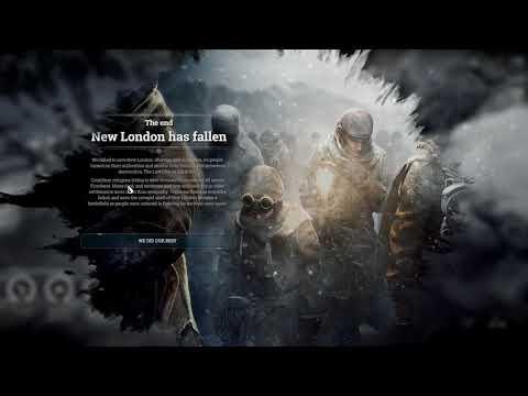 Frostpunk On The Edge episode 5 - New London Falls  