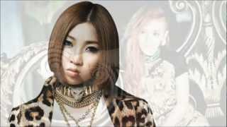 2NE1 - I Love You [Easy-to-Read Romanized Lyrics] ♥