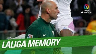 LaLiga Memory: Willy Caballero