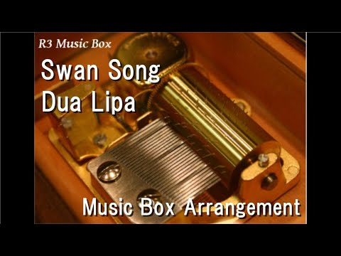 "Swan SongDua Lipa  Box Film ""Alita Battle Angel"" Theme Song"