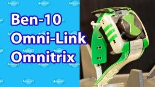 Ben 10 Omni-Link Omnitrix New York Toy Fair 2013