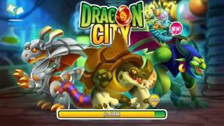 Como obtener gemas , oro y comida gratis en ( DRAGON CITY)