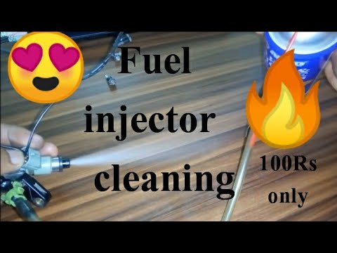 how to clean Fuel Injector  fuel injector cleaning of pulsar RS 200 ,ktm duke ,ktm rc fuel injector