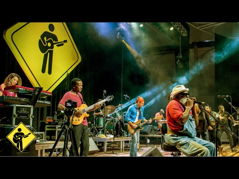 Get Up Stand Up | Playing For Change Band | Live in Brazil