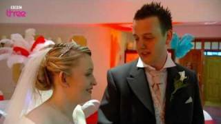 Las Vegas in Derby - Don't Tell The Bride, Greatest Moments - BBC Three