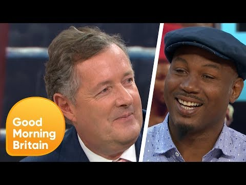 Boxing Legend Lennox Lewis and Piers Reminisce about The Celebrity Apprentice | Good Morning Britain