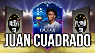 SURELY THE WORST RB IN FIFA !? TOTT CUADRADO PLAYER REVIEW FIFA 20