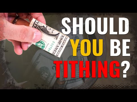 Should You Be Tithing?