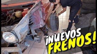 NUEVOS FRENOS A ROGELIO *Con Cesar Flowers* | ManuelRivera11