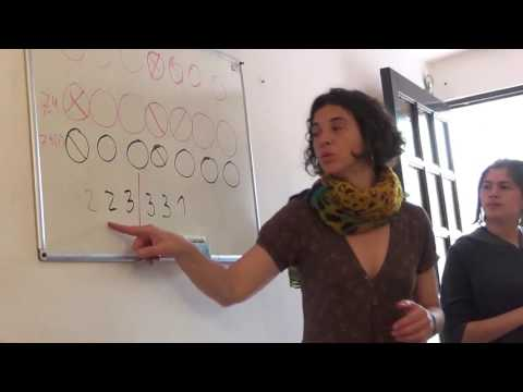 La Lengua - Curso de ritmos irregulares