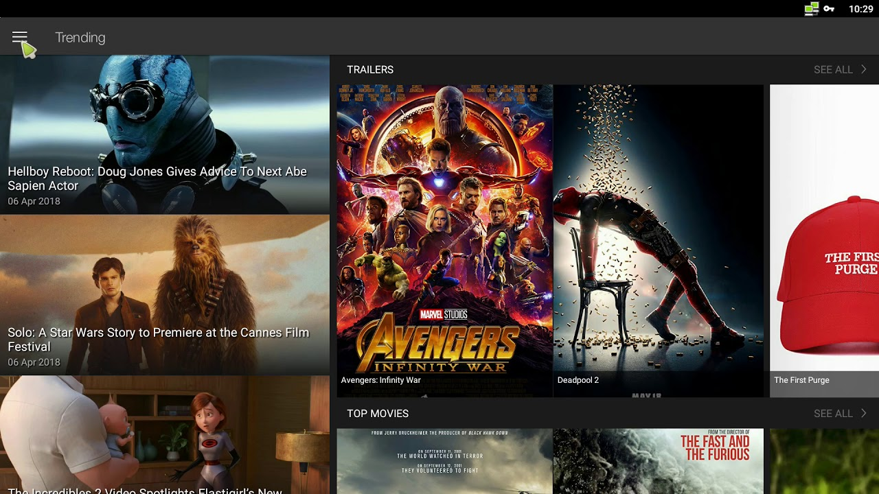 Image result for Showbox - Is It Back And More Importantly, Is It Safe""