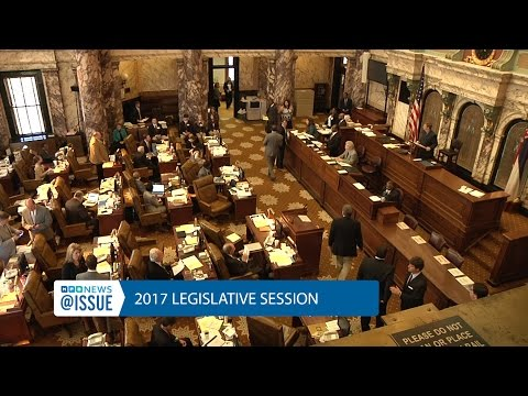 The 2017 Legislative Session | @ISSUE| MPB